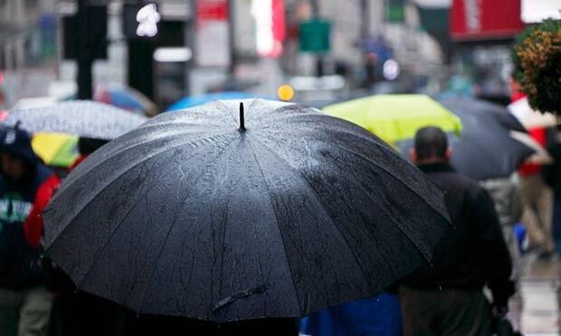 Meteoroloji'den iki bölge için kuvvetli yağış alarmı!