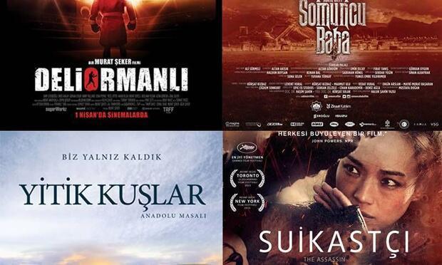 01 Nisan – Haftanın vizyona giren filmleri