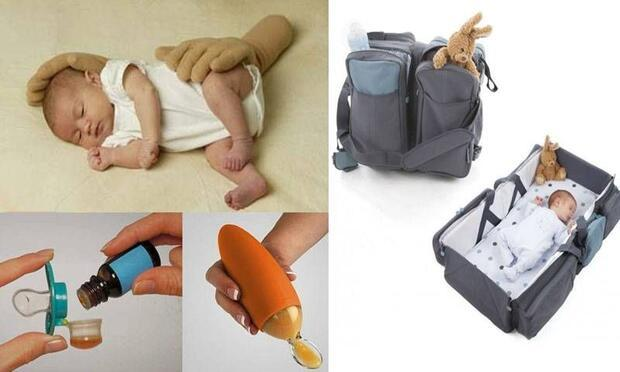 Çocuklu ailelerin hayatını kolaylaştıran 11 ürün