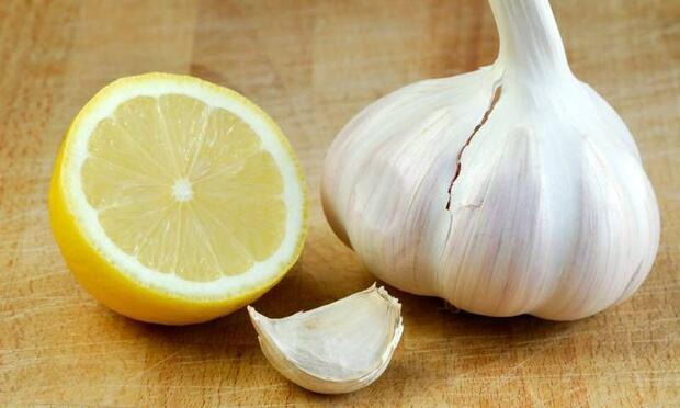 Sarımsak ve limon tansiyonu düşürmüyor