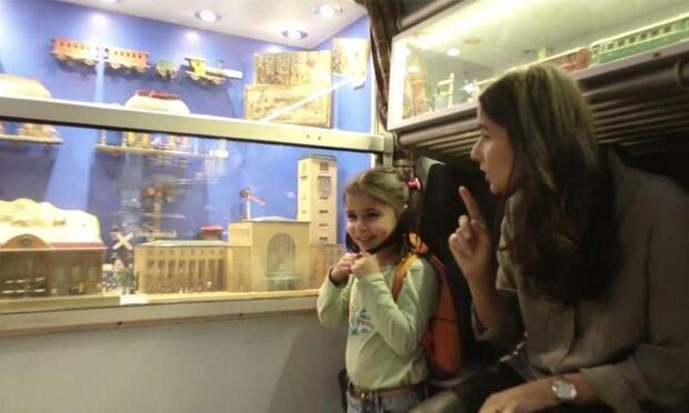 Hadi Anne'nin ikinci durağı Oyuncak Müzesi!