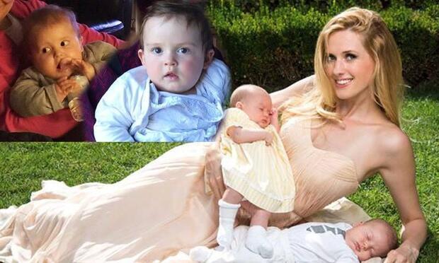 Wilma Elles'in ikizleri büyüdü