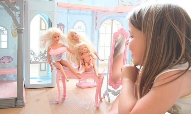 Barbie bebek sendromu ve olumlu beden imajı