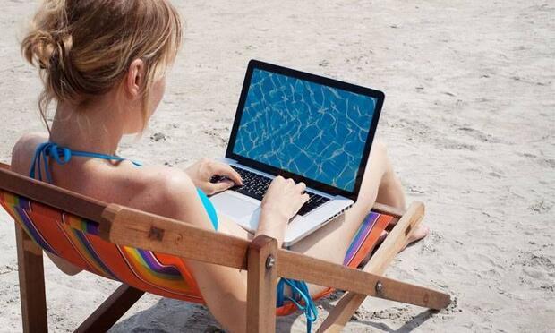 Tatilde bilgisayar kullanırken dikkat edilecekler...