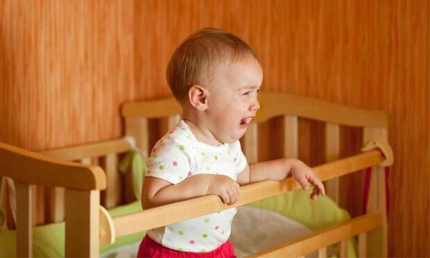 Çocuğunuzun ağlama krizlerinin nedeni bu olabilir!