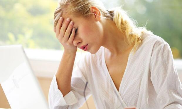Stres sindirim sistemini vuruyor!