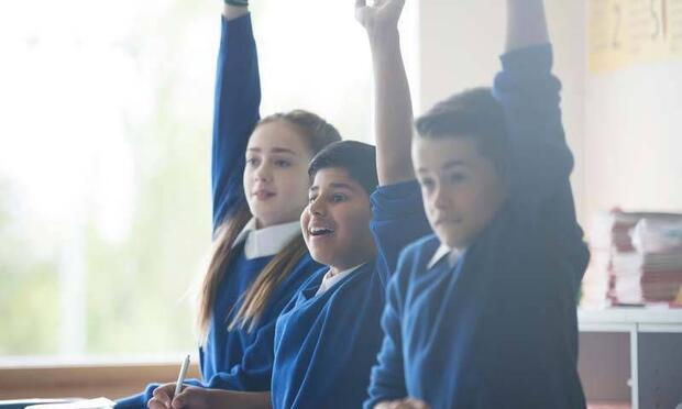 """Başbakan açıkladı: """"Okullar tam gün olacak"""""""