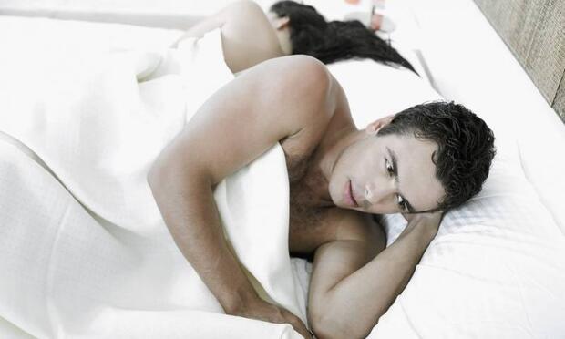 Eşimin seks konusunda hiç isteği yok
