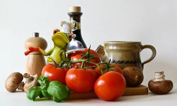 Sağlıklı beslenin!