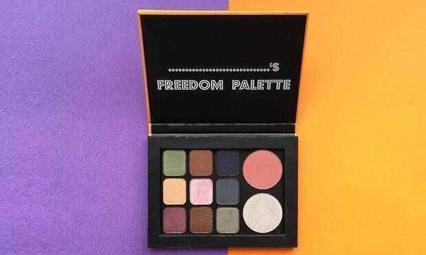 Ekka Freedom ile kendi makyaj paletini oluştur!