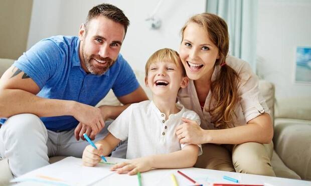 Yarıyıl tatili için ebeveynlere ödevler