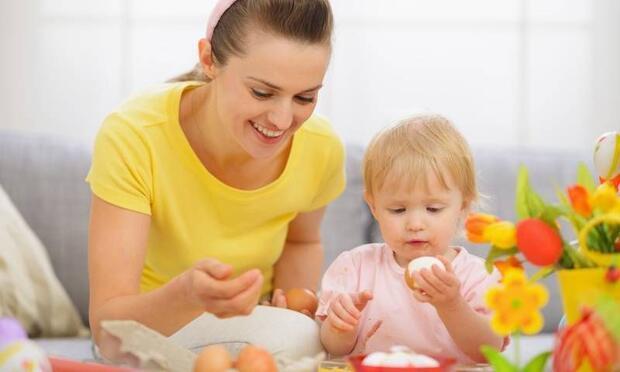 Bebeğini yumurta alerjisinden korumak annenin elinde