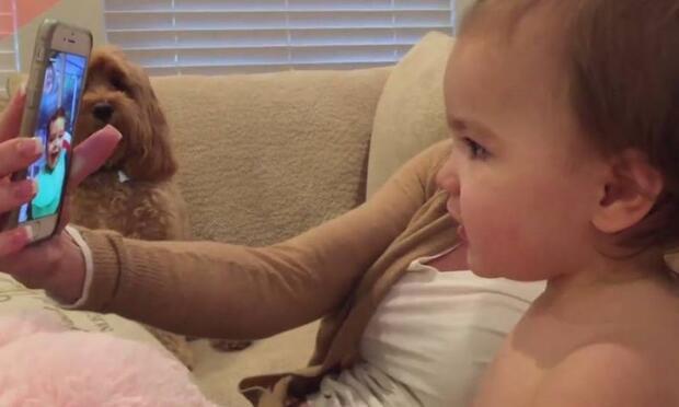 Görüntülü konuşma yapan bu bebeklere bayılacaksınız!