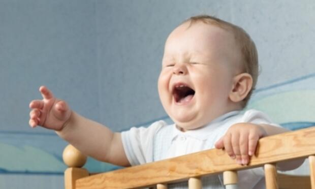 Bebeğiniz ağlama krizi mi geçiriyor?