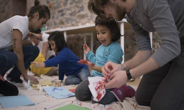 Yetişkinler İçin Mutlu Yıllar Çocuk Oyunları: Yaratıcı Olun