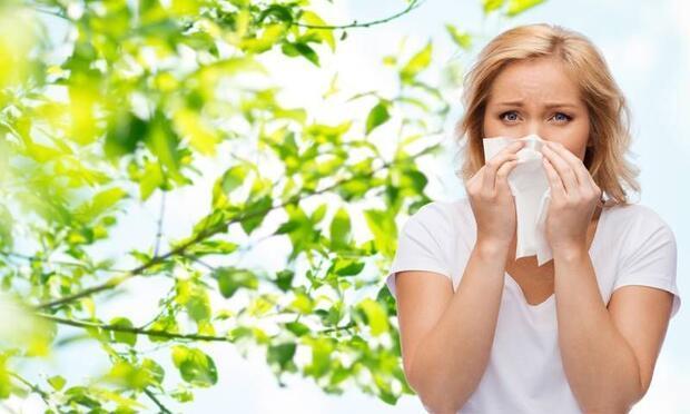 Dikkat bahar alerjisi çarpmasın!