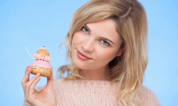 Diyetinizi bozmayacak 12 tatlı tarifi