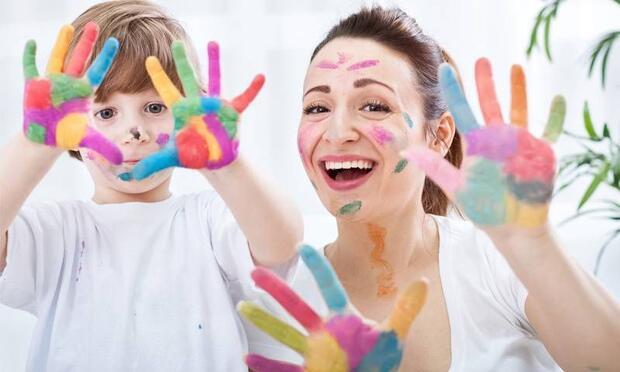 Keşfeden çocuk öğreniyor, mutlu oluyor!