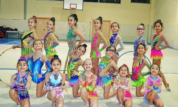 Cimnastikseverler, Cimnastik Şöleni'nde buluşuyor