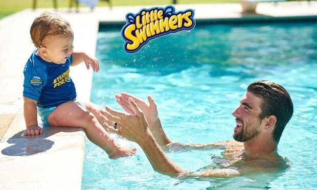En iyi yüzücüler Huggiesle!