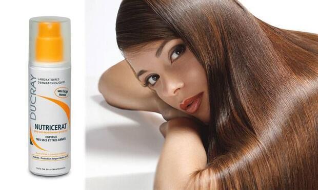 Plajda saçlarınız UV koruması ile parlasın