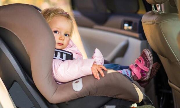 Otomobilde artık çocuk koltuğu şart!