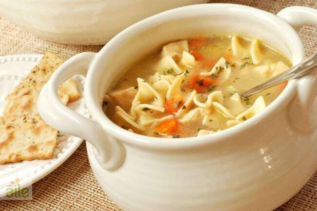 Makarna çorbası tarifi
