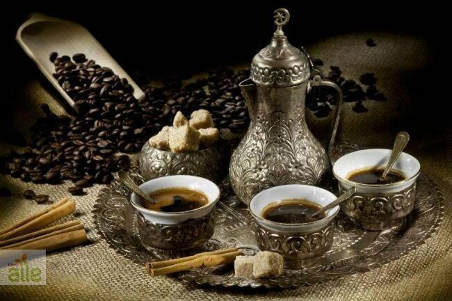 Türk kahvesi (şekerli) tarifi