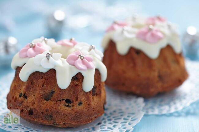 Çiçek bahçesi muffin tarifi