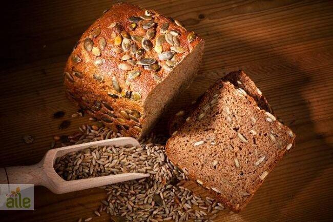Kabak çekirdekli ekmek tarifi