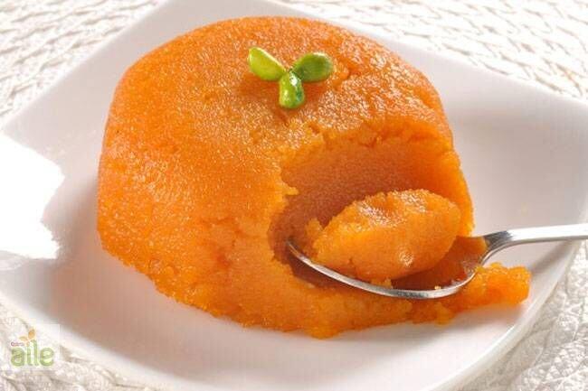 Portakallı helva tarifi