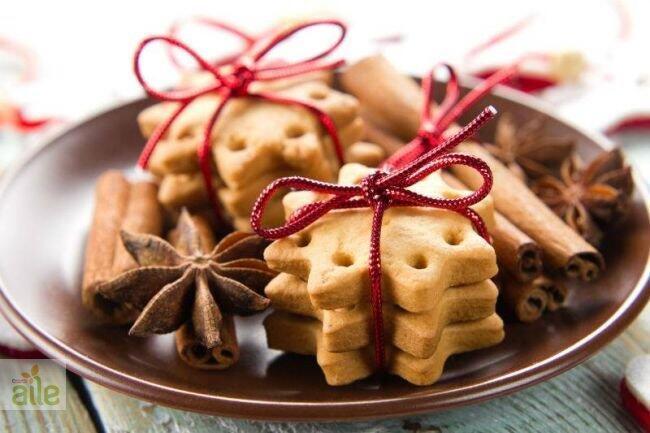 Yeni yıl kurabiyeleri tarifi