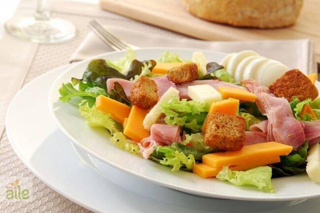Şef salatası tarifi