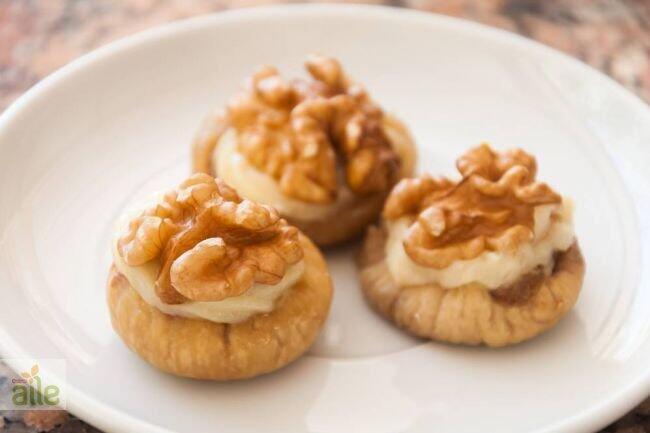 Cevizli incir tatlısı tarifi
