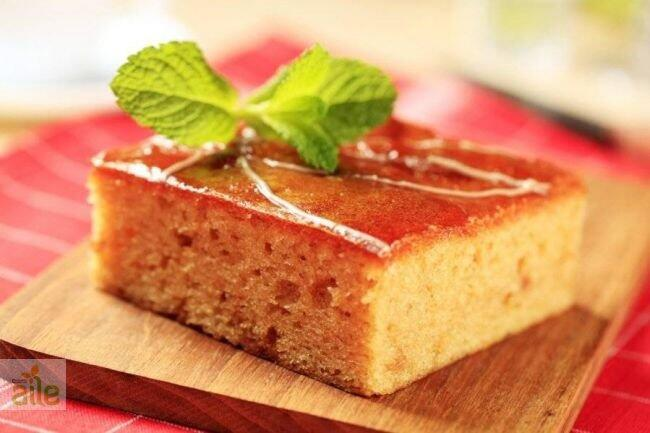 Zencefil ve ballı kek tarifi