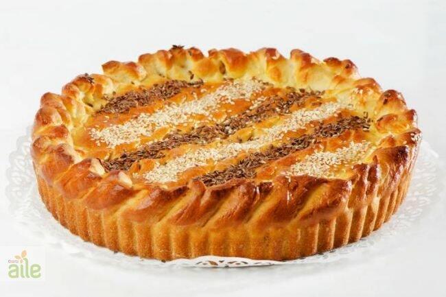 Fesleğen ve dereotlu börek tarifi