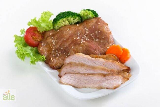 Susamlı ve baharatlı bonfile tarifi