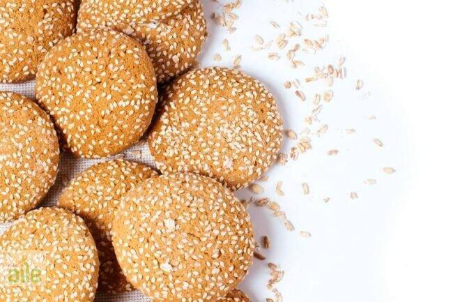 Susamlı kurabiye tarifi