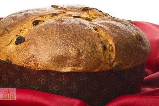 Badem ezmeli üzümlü kek tarifi