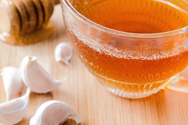 Kilo verdiren sarımsak çayı tarifi