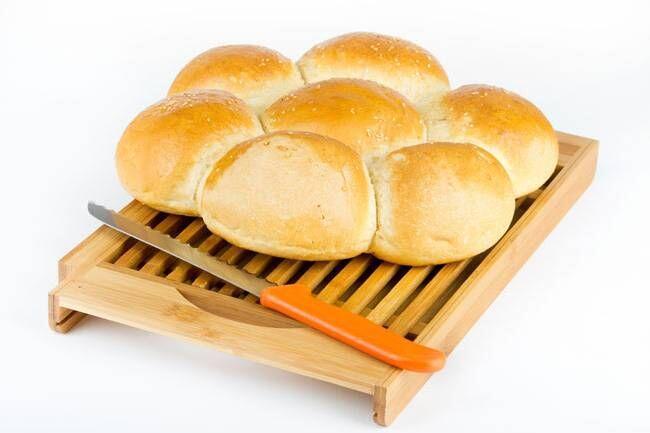 Ev yapımı çiçek ekmek tarifi