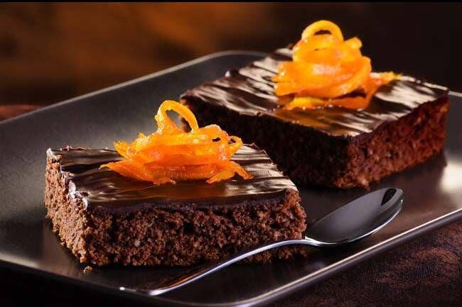 Badem ve portakallı tatlı tarifi
