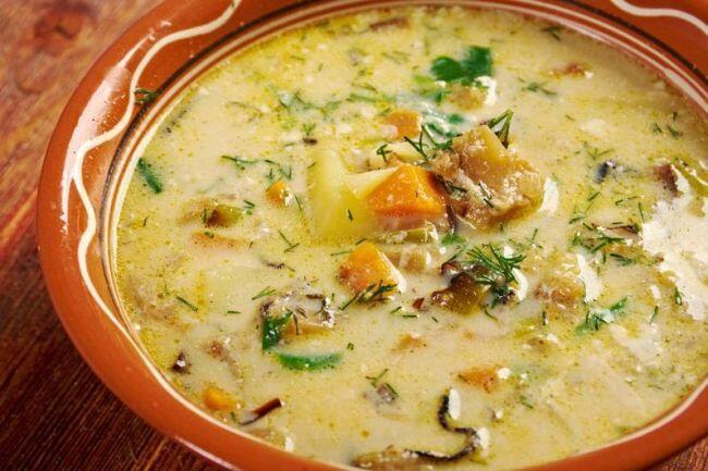 İlik çorbası tarifi