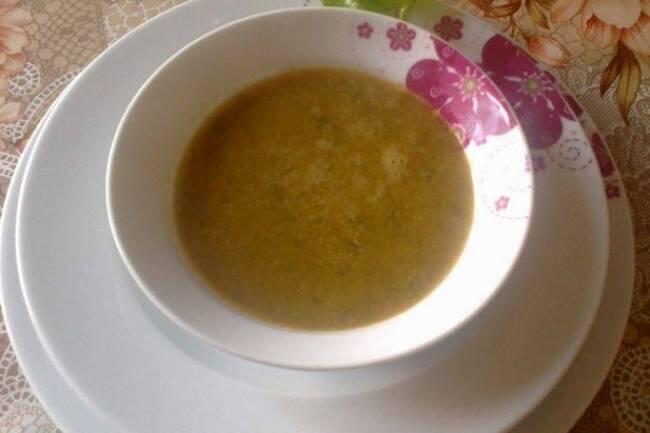 Semiz otlu mercimek çorbası tarifi