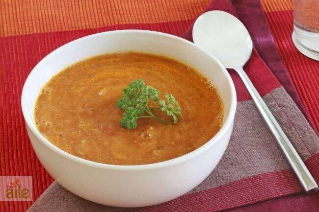 Tarhunlu mercimek çorbası tarifi