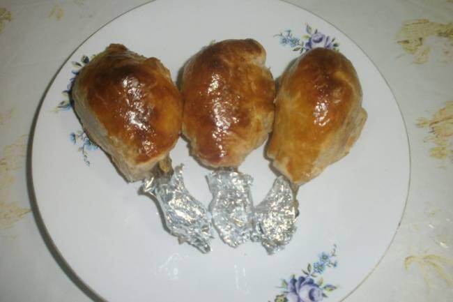 Milföyde tavuk tarifi