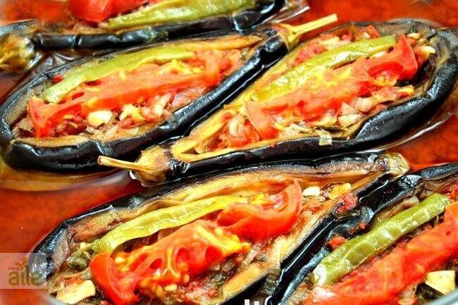 İtalyan usulü patlıcan tarifi