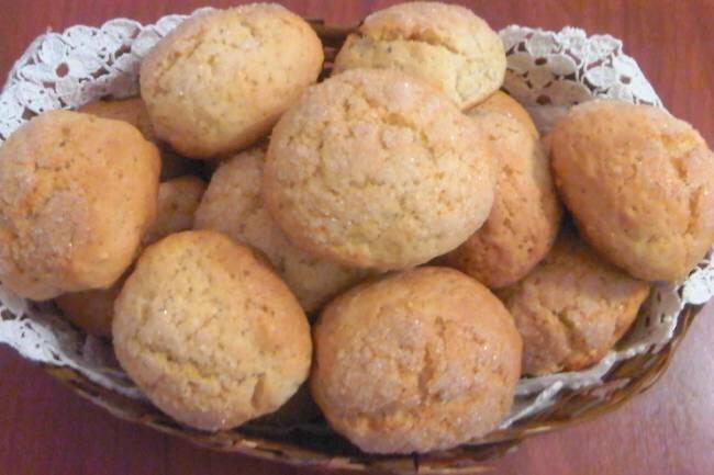 Portakal kokulu anne kurabiyesi