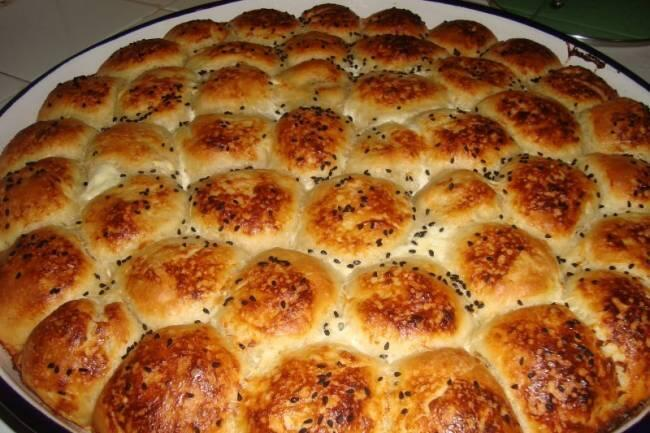 Dızmana Eskişehir çöreği tarifi