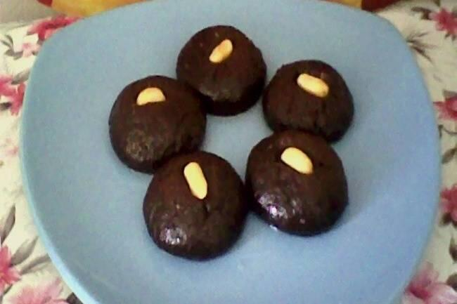 Yer fıstıklı kakaolu şekerpare tarifi
